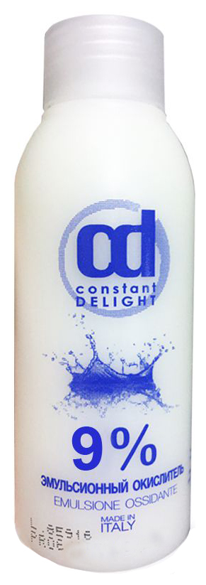 Проявитель Constant Delight Emulsione Ossidante 9%