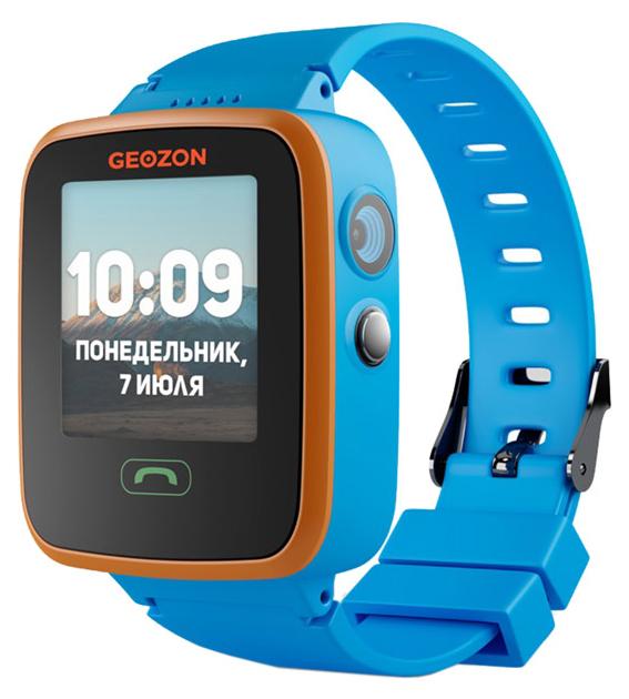 Детские смарт часы Geozon Aqua Orange/Blue