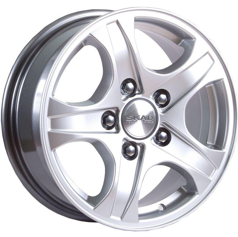 Колесные диски SKAD R16 6.5J PCD5x130 ET43 D84.2 0740008 фото