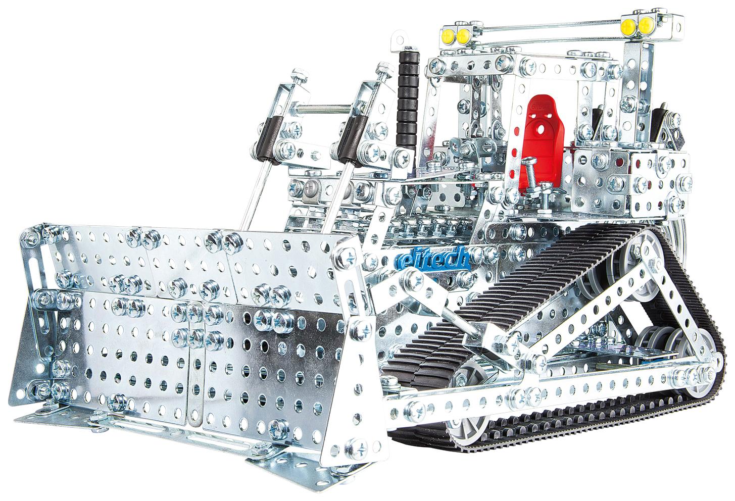 Конструктор металлический Eitech 00019 1470 элементов