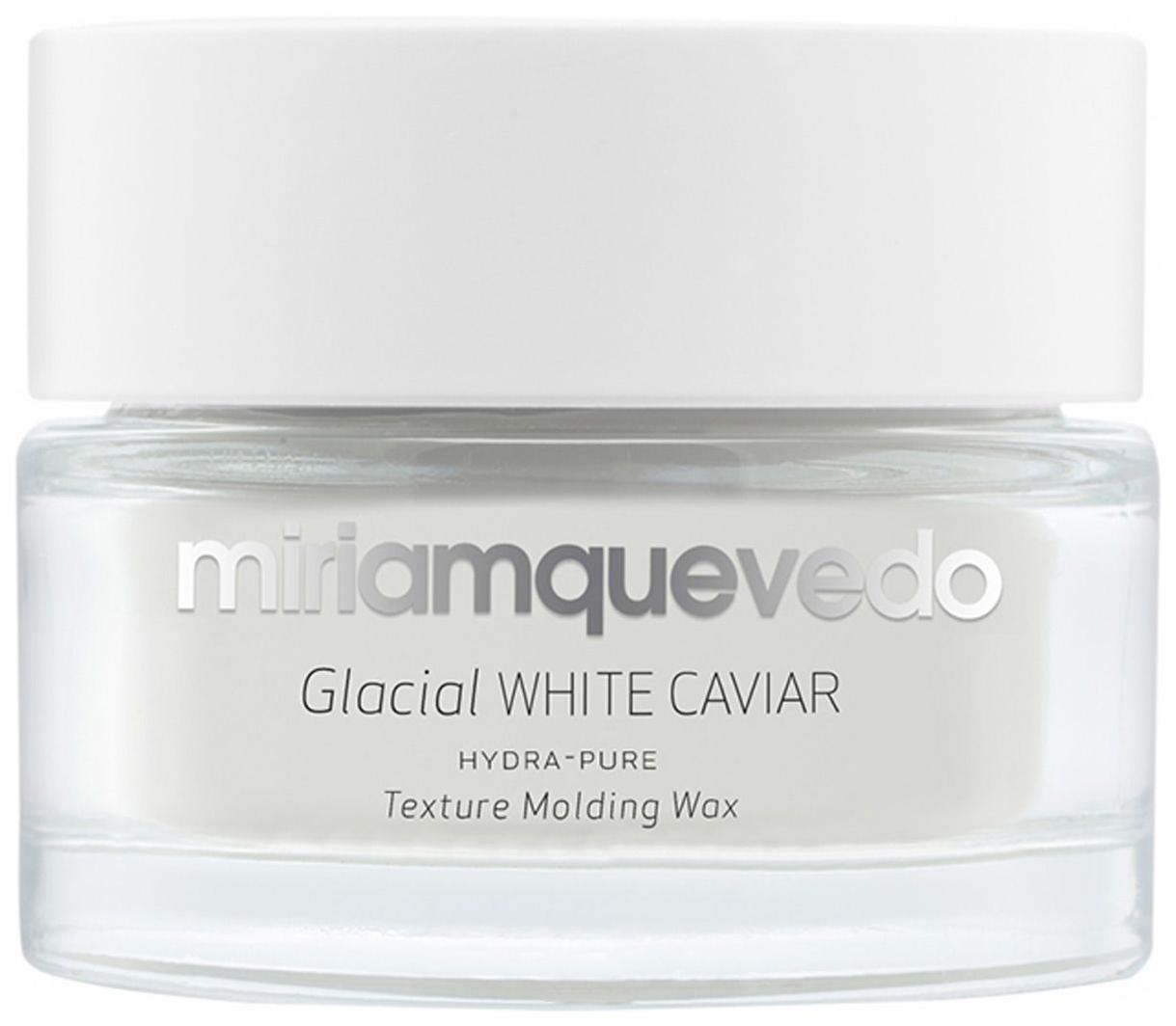 Купить Воск для укладки Miriamquevedo Glacial White Caviar Hydra-Pure Texture Molding Wax 50 мл, Miriam Quevedo