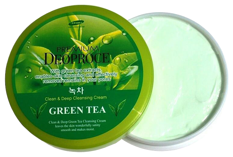 Крем для тела Deoproce Clean & Moisture