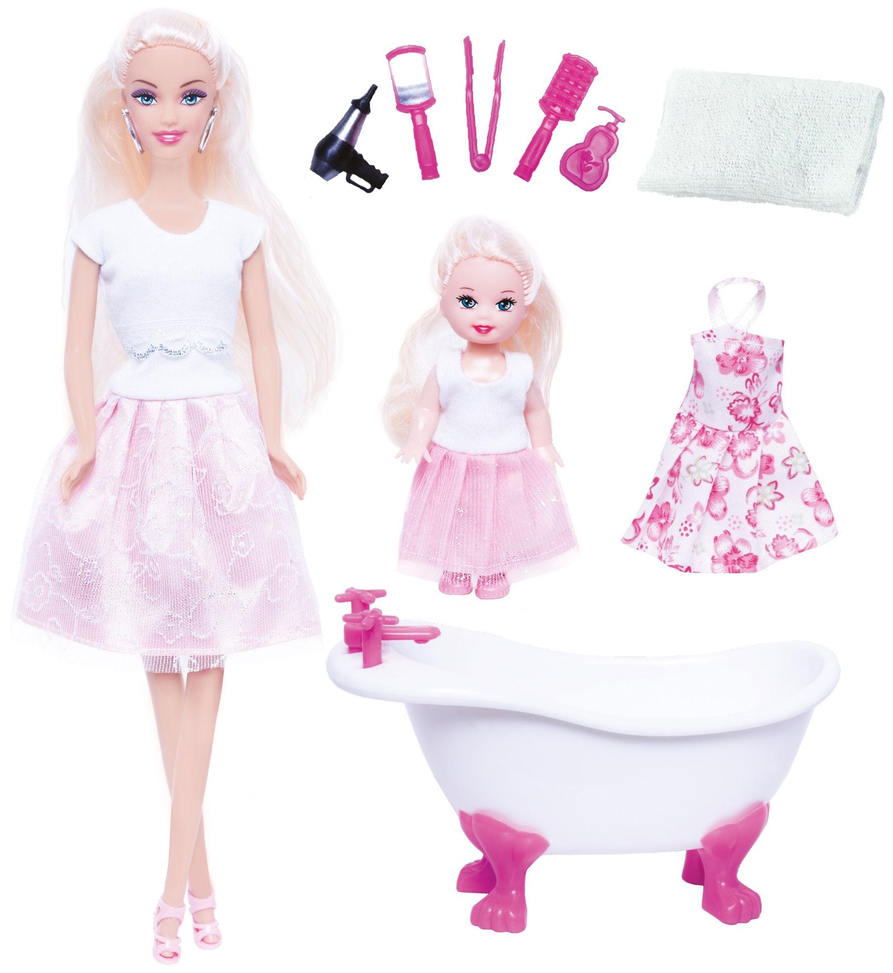 Купить Кукла ToysLab Кукла Ася. Веселое купание, Toys Lab, Классические куклы