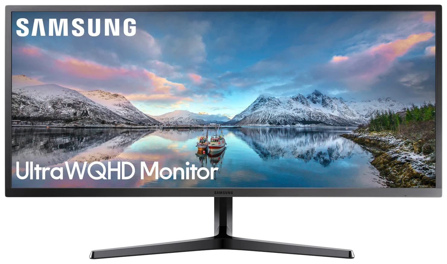 Монитор Samsung S34J550WQI