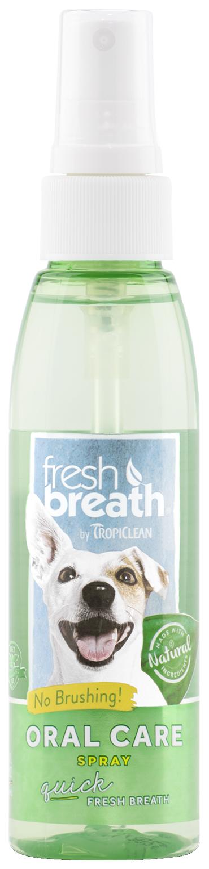 Спрей для полости рта животного Tropiclean Свежее дыхание