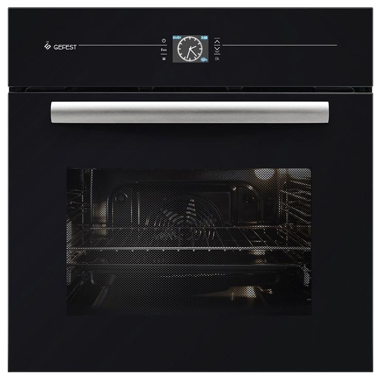 Встраиваемый электрический духовой шкаф GEFEST ДА 622-04 А1S Black