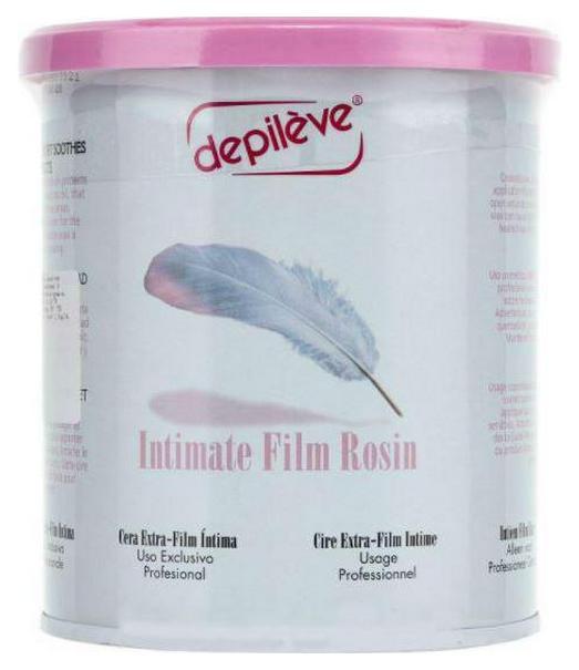 Воск для депиляции Depileve Intima Film Rosin