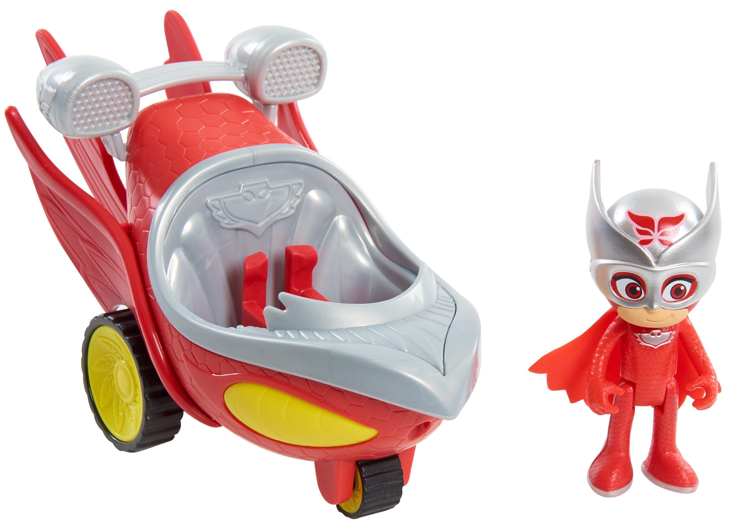 Купить Игровой набор Герои в Масках PJ Masks Герои в масках Соволёт с фигуркой Алетт,