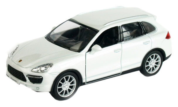 Коллекционная модель RMZ City Porsche Cayenne Turbo 444012-WH