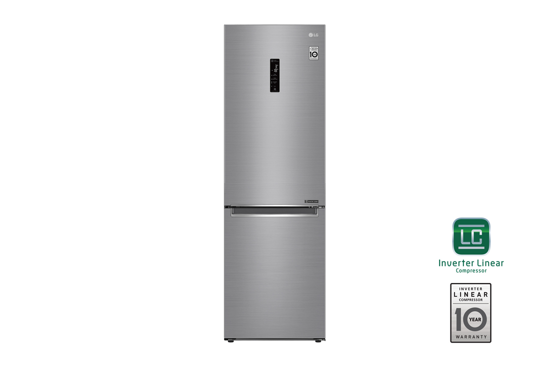 Холодильник LG GA-B459SMQZ фото