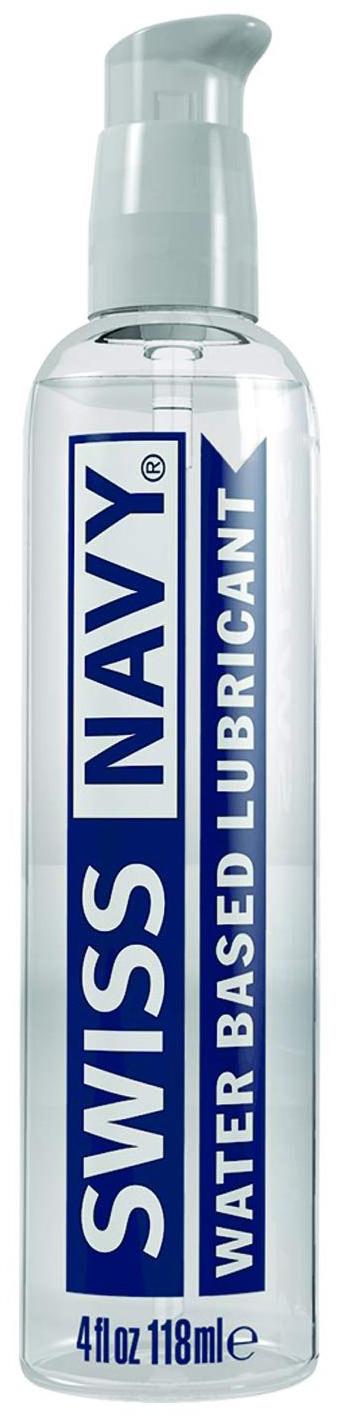 Гель-смазка Swiss Navy Water Based Lube на водной основе 118 мл