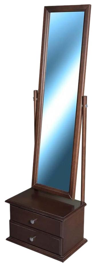 Зеркало с тумбой Селена венге