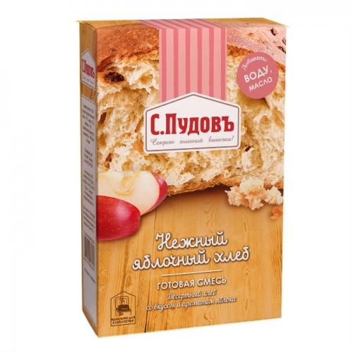 Хлебная смесь нежный яблочный хлеб 500 г фото