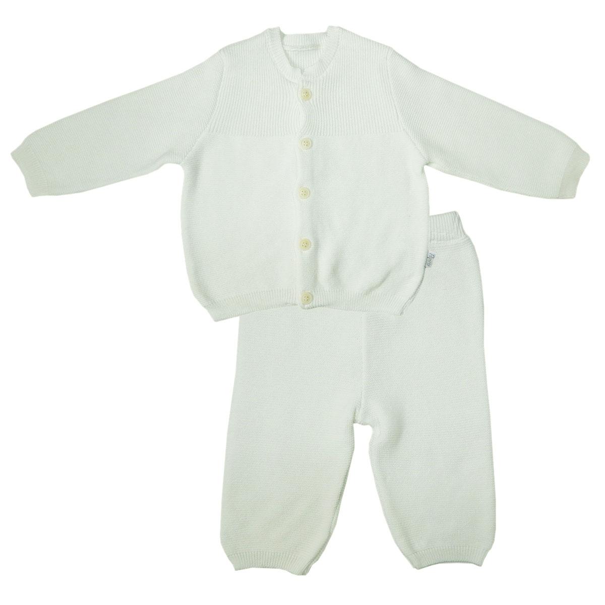 Купить 73-7004, Комплект одежды Папитто, цв. бежевый р.68,