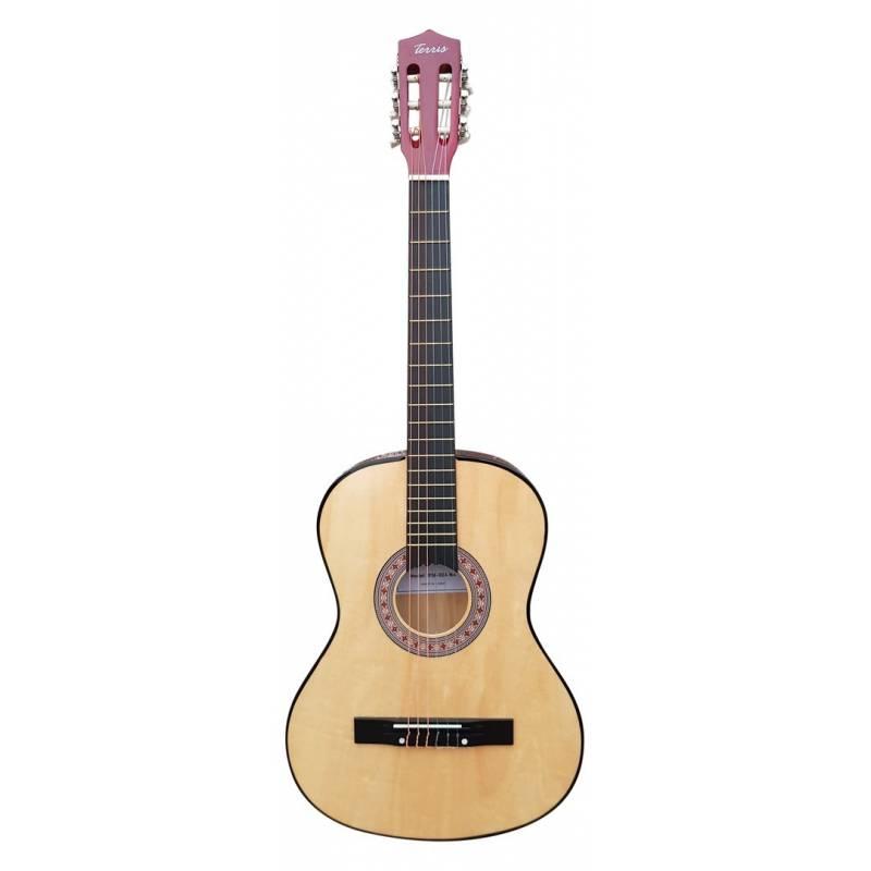 Классическая гитара TERRIS TC-3801A NA 4/4 фото