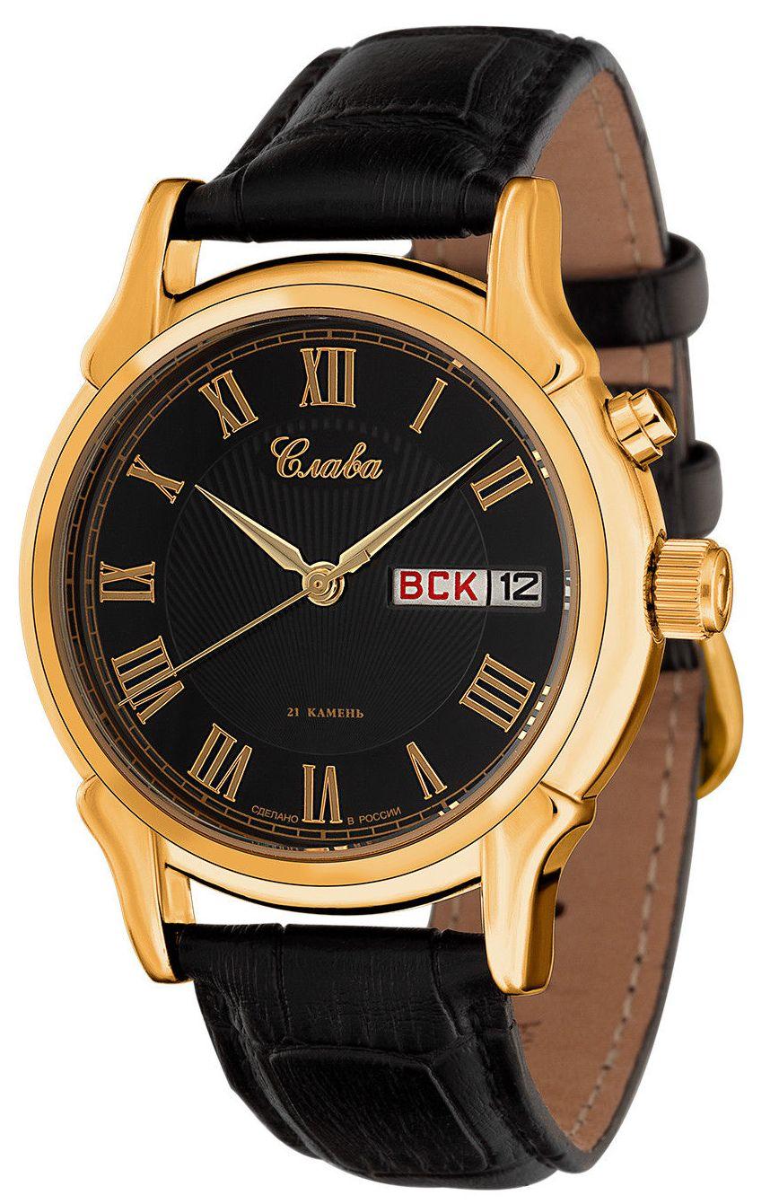 Наручные механические часы Слава Традиция 1239413/300-2428