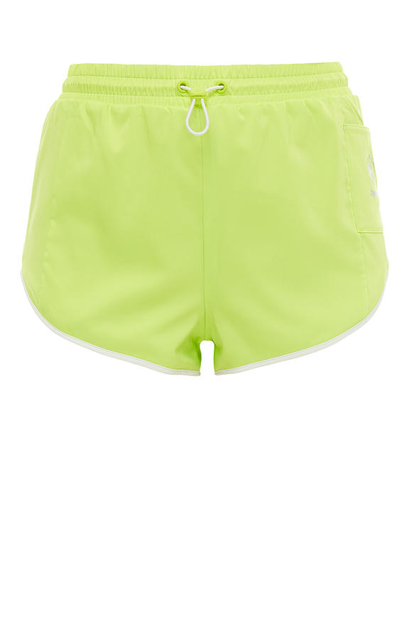 Шорты женские Reebok classic зеленые 44