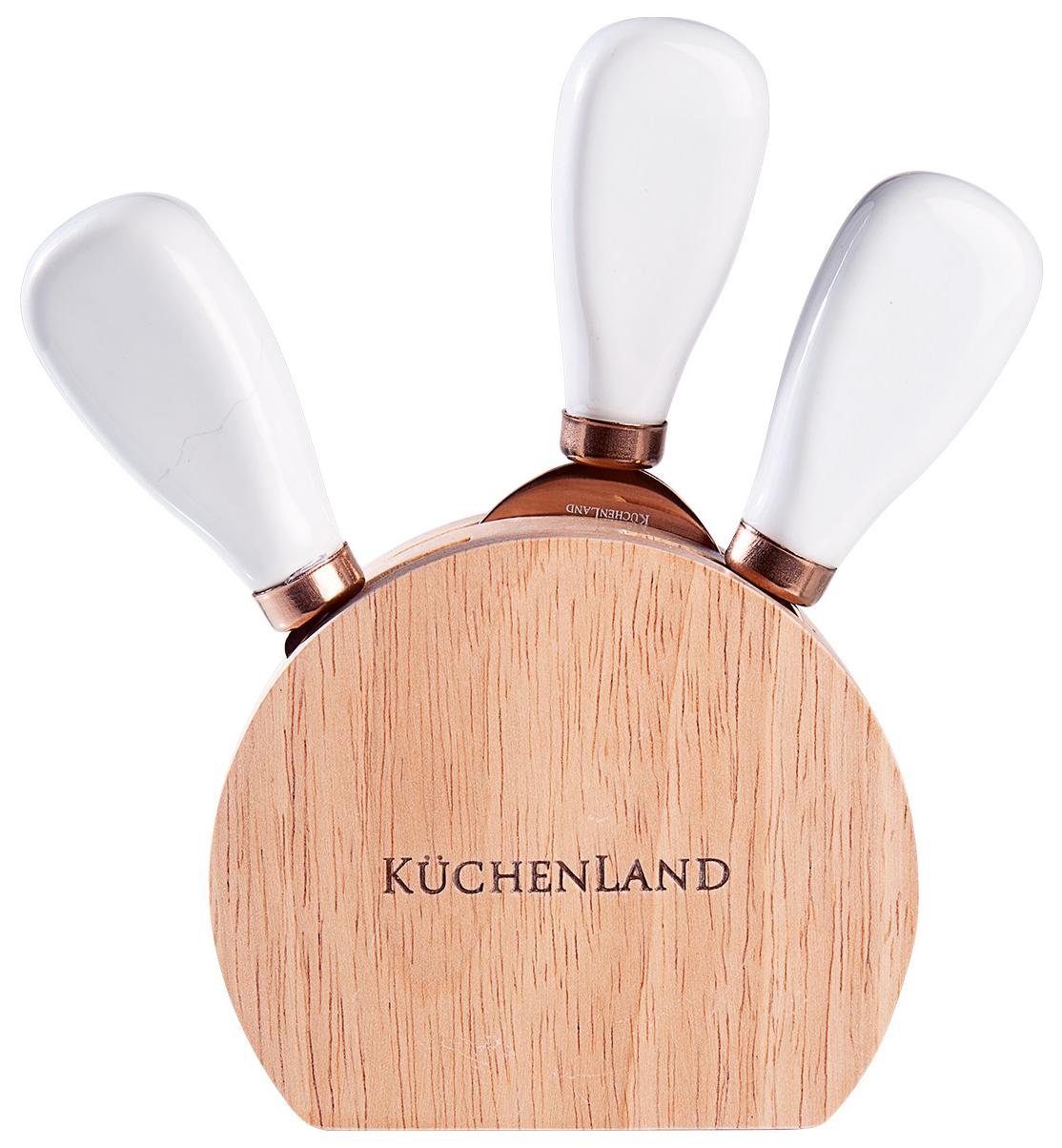 Набор кухонных принадлежностей Kuchenland Stilton 3 предмета