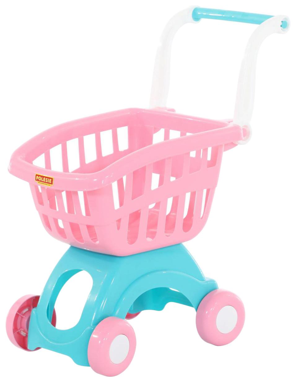 Купить ПОЛЕСЬЕ Тележка для маркета Мини, 71279, Полесье, Детские тележки для супермаркета