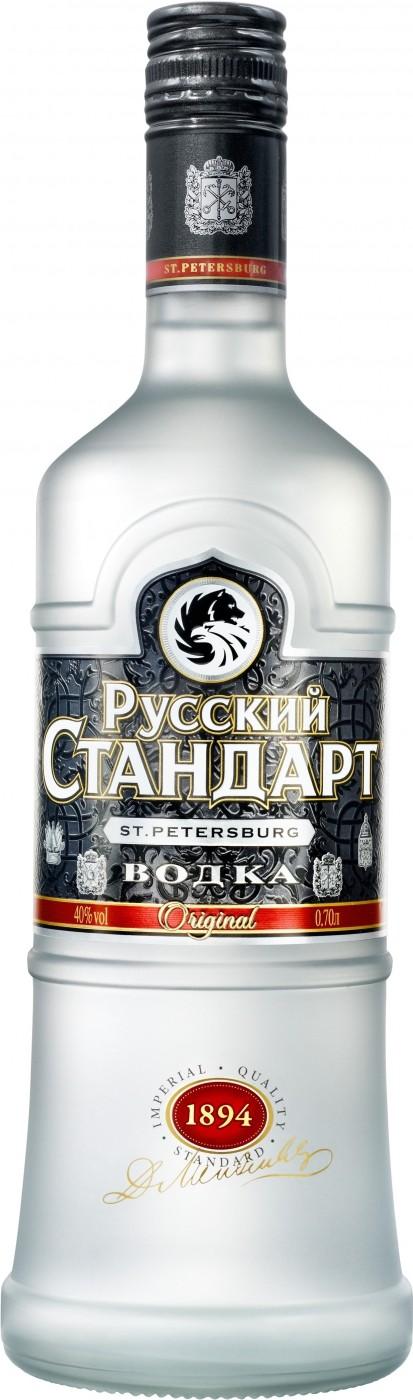 Водка Русский Стандарт или Водка Beluga — что лучше