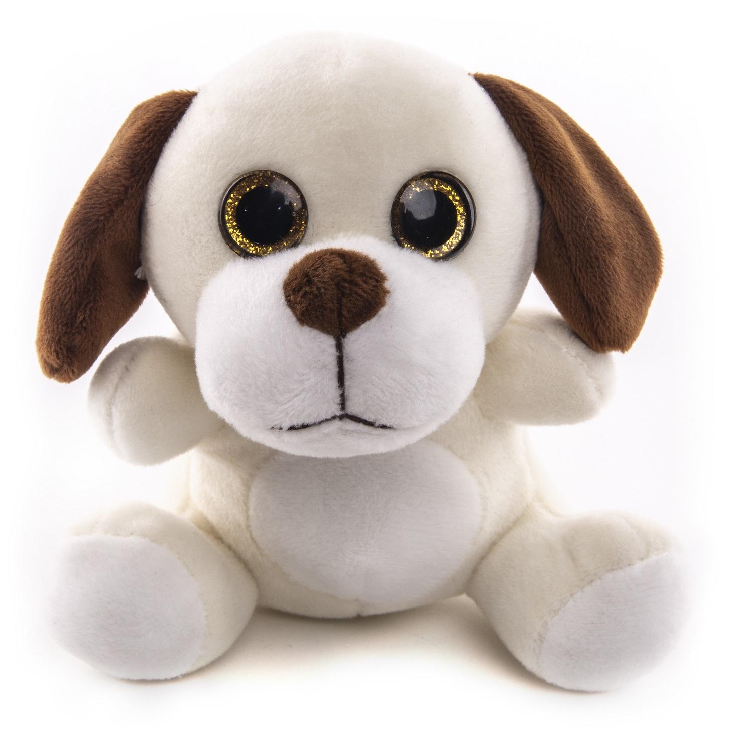 Купить Мягкая игрушка ButtonBlue, Собачка, 15 см 40-SY7706-15, Button Blue, Мягкие игрушки животные