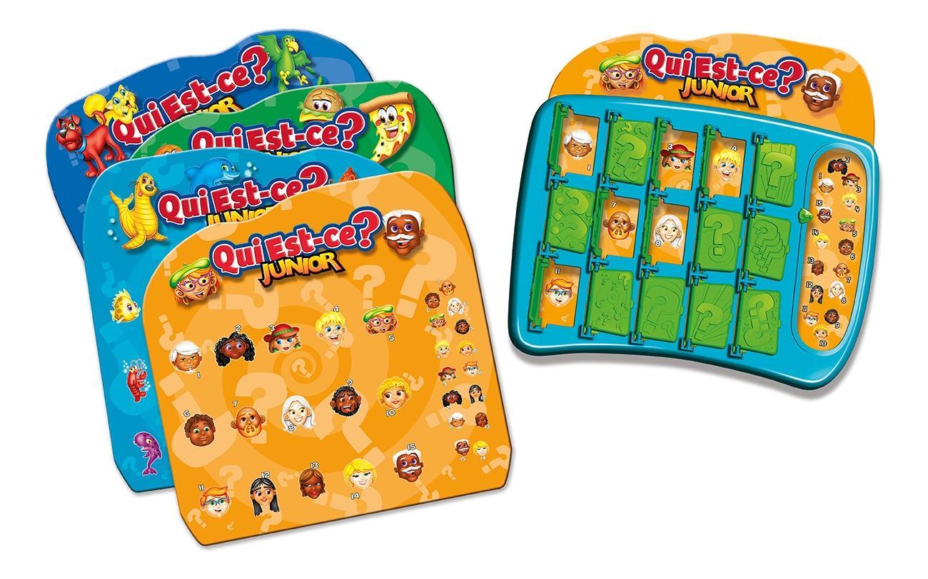 Купить Угадай, кто?, Семейная настольная игра моя первая игра угадай кто? b2923, Hasbro Games, Семейные настольные игры
