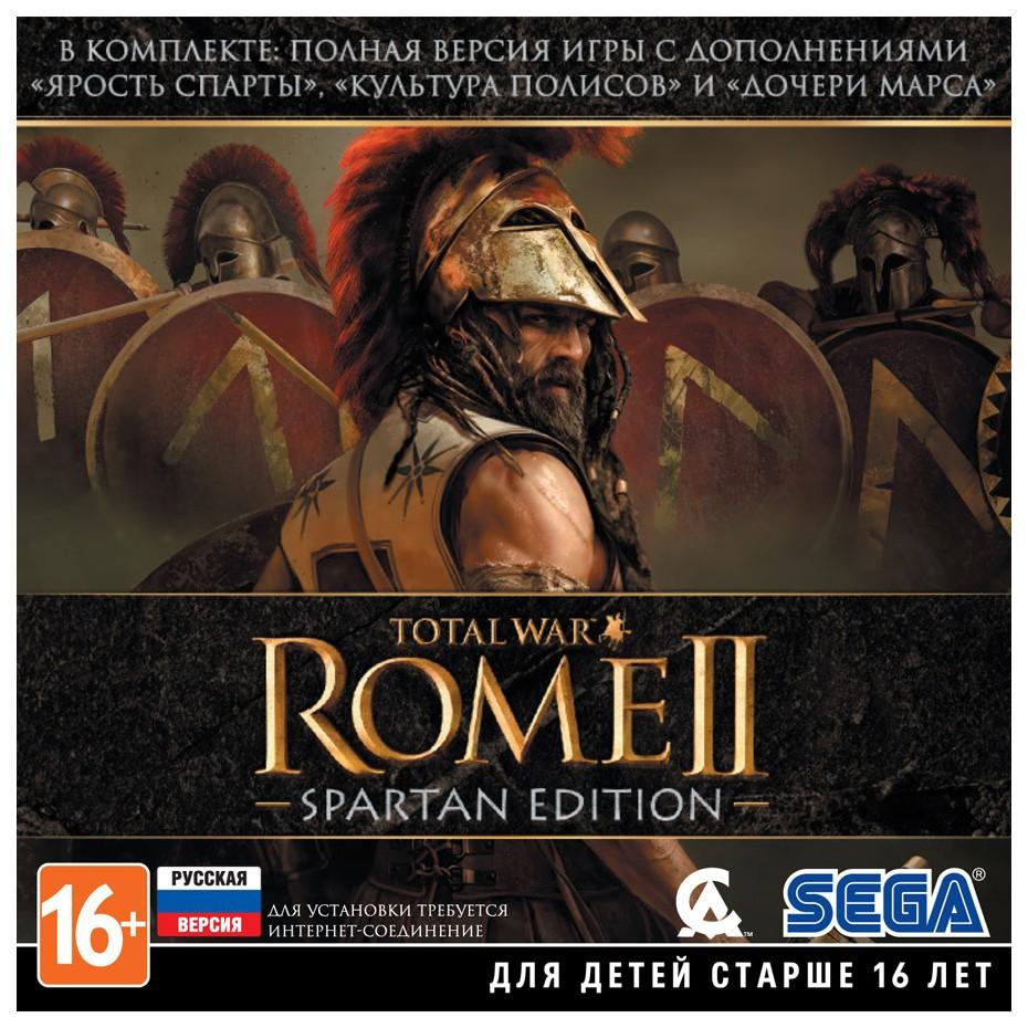 Игра Total War: Rome II. Spartan Edition для PC