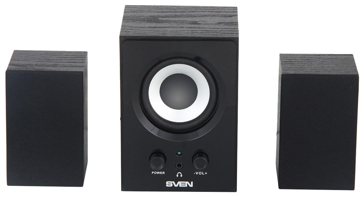 Колонки для компьютера Sven MS 81 Black