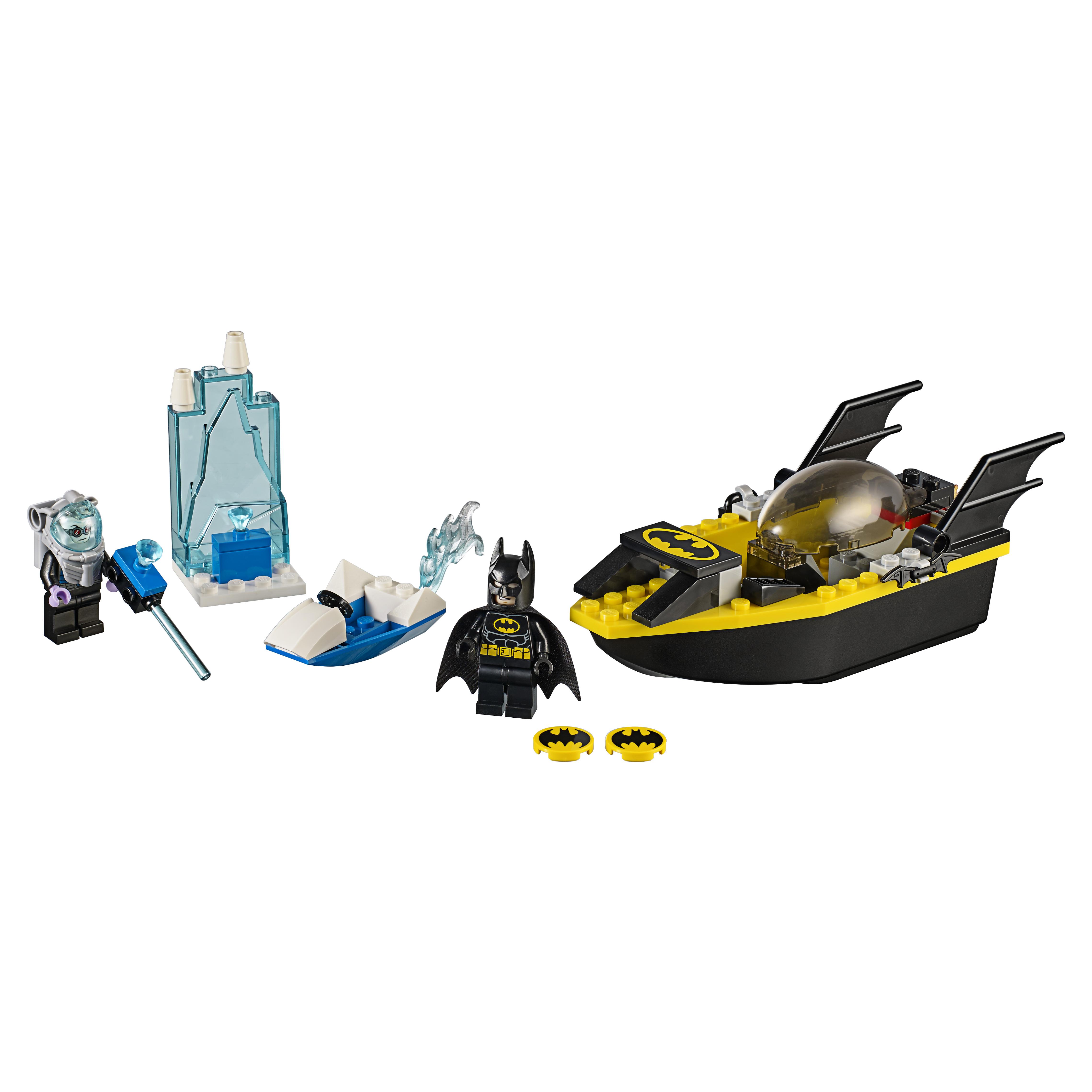 Конструктор LEGO DC Comics Juniors Бэтмен против Мистера Фриза (10737) фото