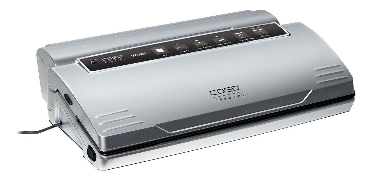 Вакуумный упаковщик Caso VC300 Pro