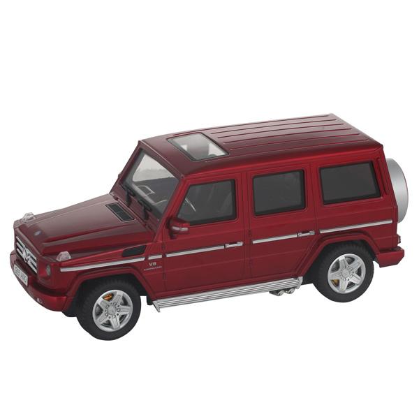 Радиоуправляемая машина Pilotage Mercedes 1/14 G55 AMG Red (RC16660)