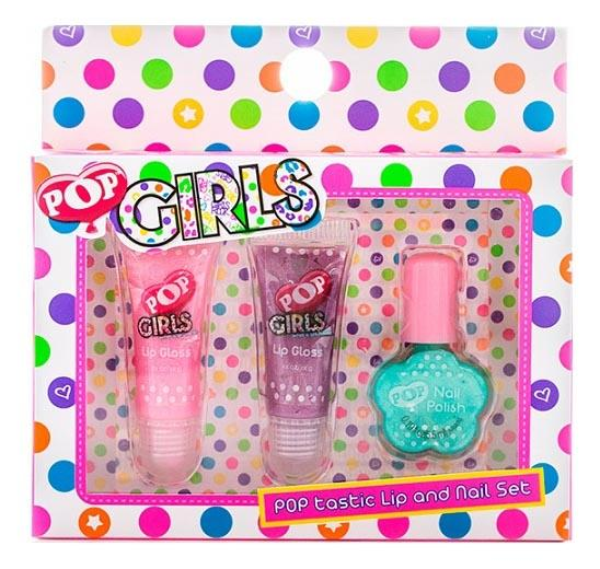 Купить Markwins 3605251 pop набор детской декоративной косметики для губ и ногтей, Наборы детской косметики