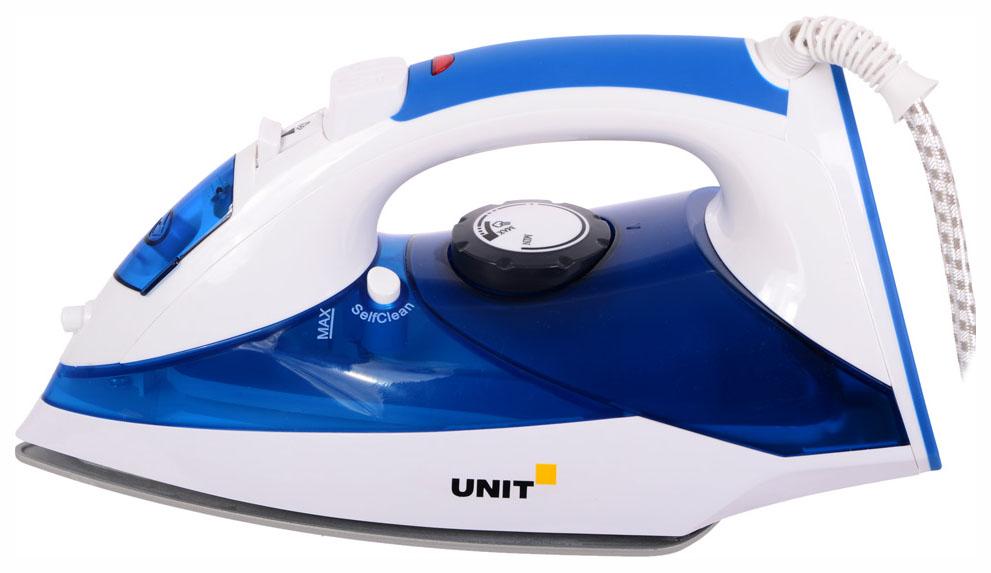 Утюг UNIT USI-281 White/Blue