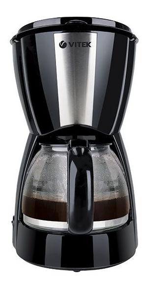 Кофеварка капельного типа VITEK VT 1503 Silver/Black