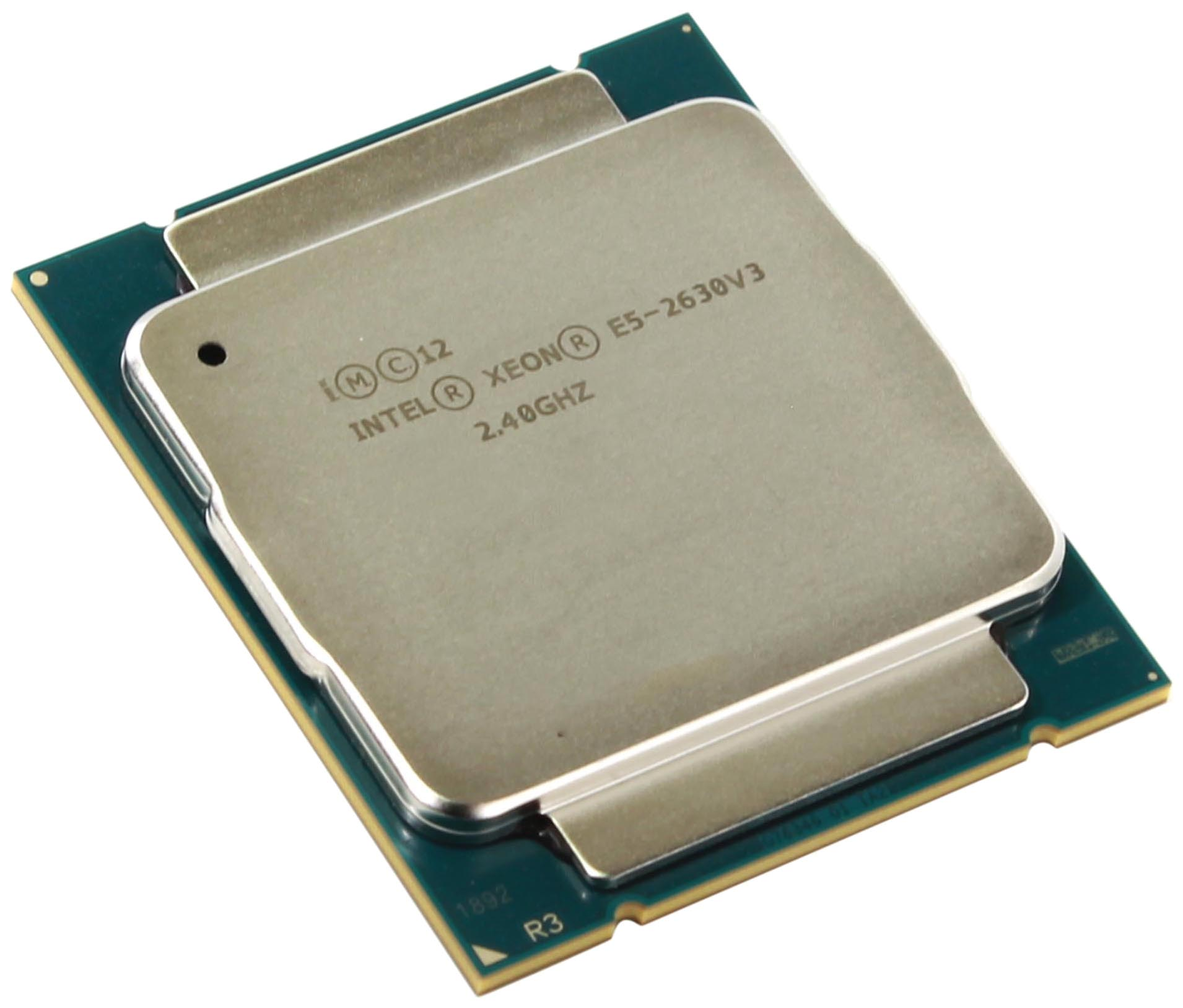 Процессор Intel Xeon E5 2630 v3