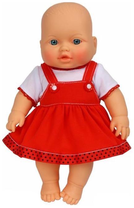 Пупс Весна Кукла Малышка 7 девочка пластмассовая 30 см