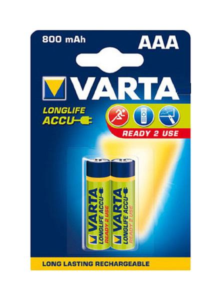 Аккумуляторная батарея Varta Ready 2 Use 2 шт