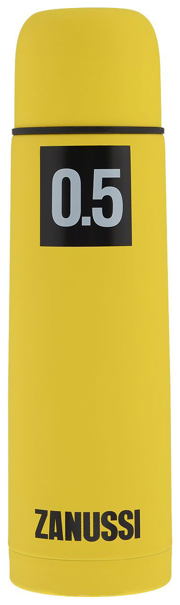 Термос Zanussi Cervinia 0,5 л желтый
