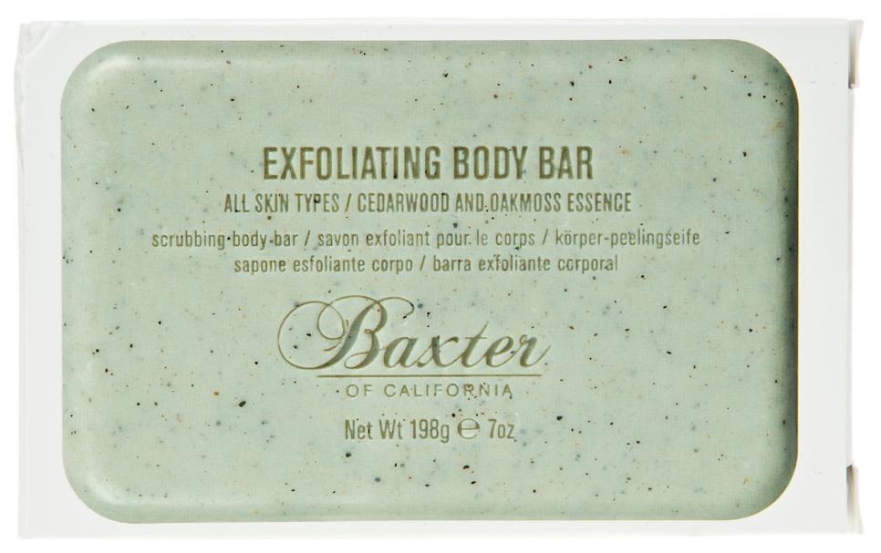 Мыло-скраб Baxter of California Exfoliating Body Bar 198 г