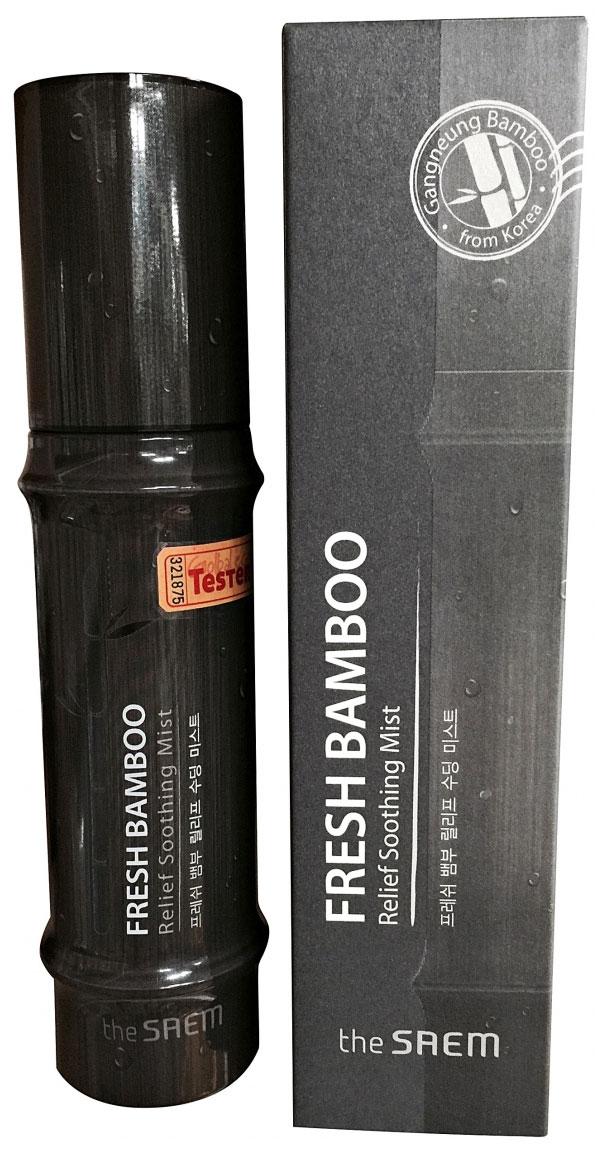 Мист для лица The Saem Fresh Bamboo