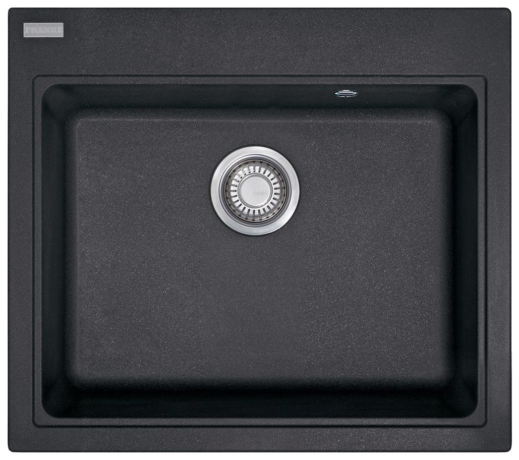 Мойка для кухни гранитная Franke MRG 610-58 1140198948 оникс