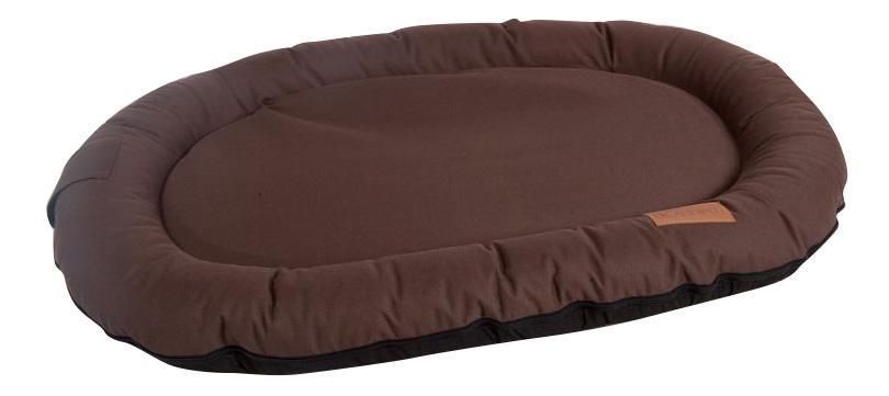 Лежанка для собак Katsu 46x74x коричневый