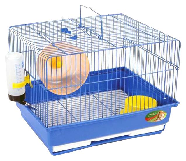 Клетка для хомяков Triol 23х28х35см