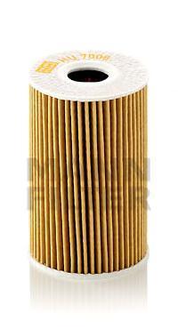 Фильтрующий элемент масляного фильтра MANN-FILTER HU7008Z