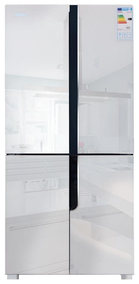Холодильник Ginzzu NFK 500 White