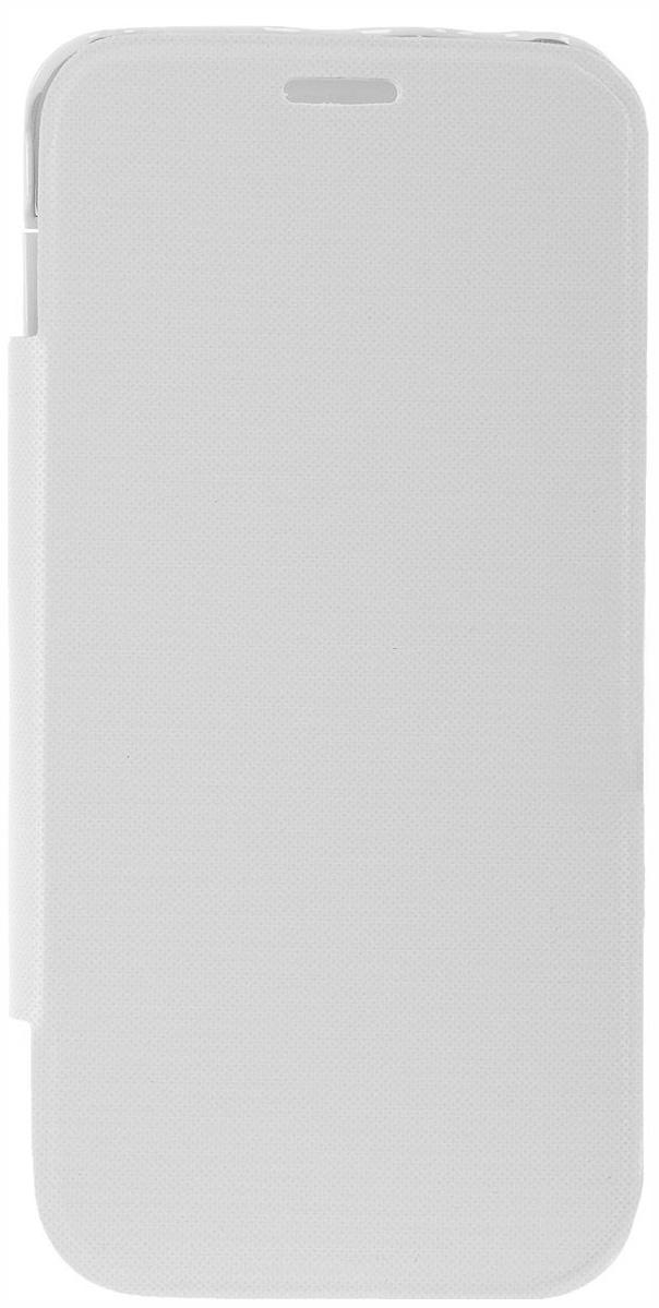 Чехол-книжка EXEQ HelpinG-SF10 White для Samsung Galaxy S5 Mini