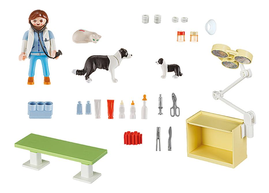 Купить Возьми с собой. Посещение ветеринарной клиники, Игровой набор Playmobil PLAYMOBIL Возьми с собой. Посещение ветеринарной клиники, Игровые наборы