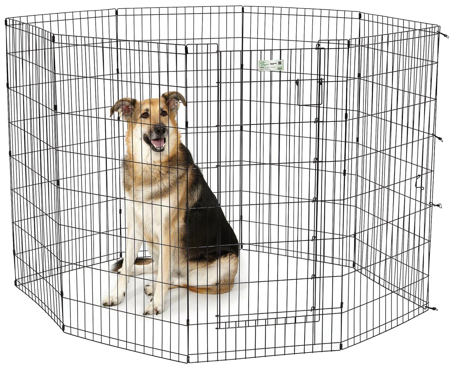 Вольер для собак Midwest 61x61x122 17622