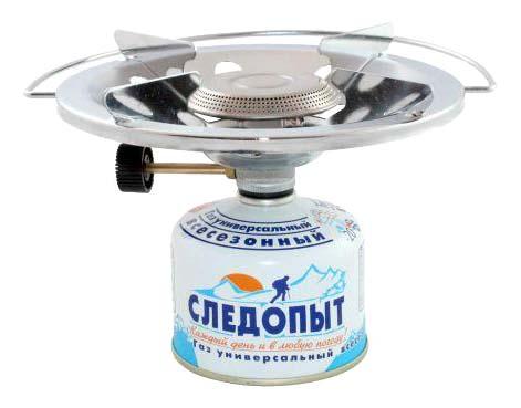 Туристическая горелка газовая Сибирский Следопыт Ручное Пламя