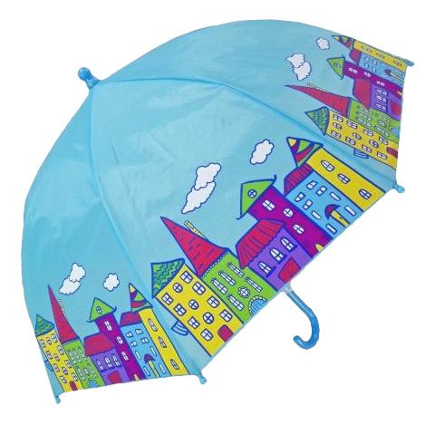 Зонт детский Mary Poppins Домики 46